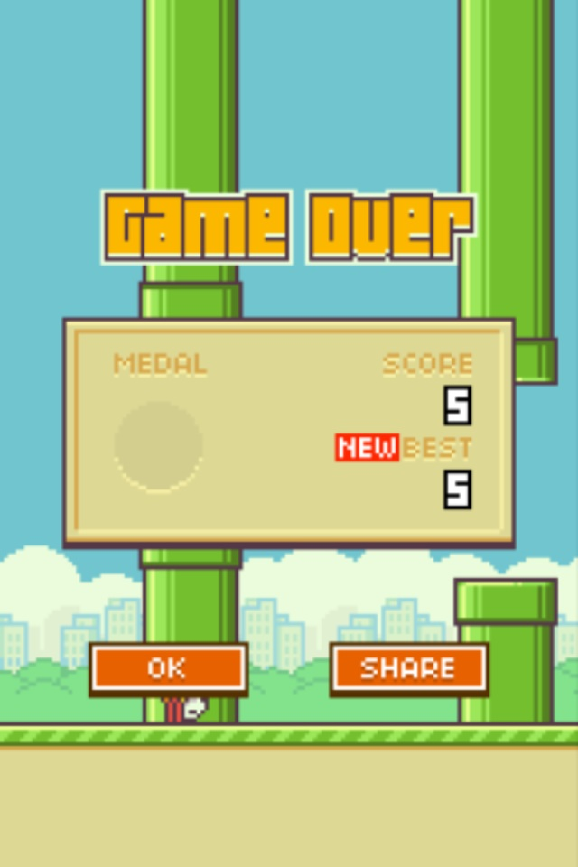Flappy Bird's longevity ends