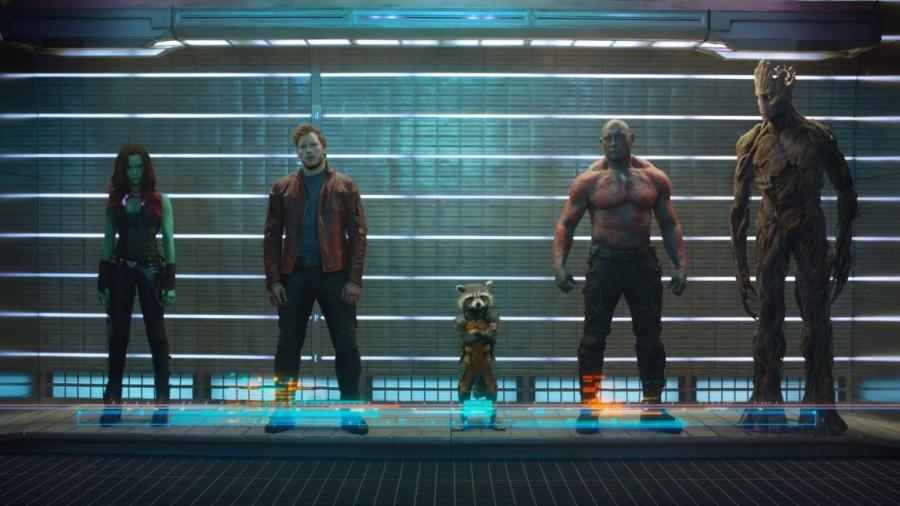 Guardians of the Galaxy: The Next Great Space Odyssey