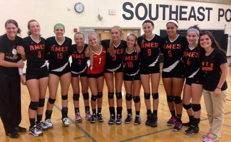 AHS Volleyball's New Path