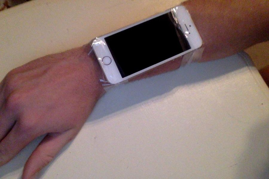 The iWatch, essentially