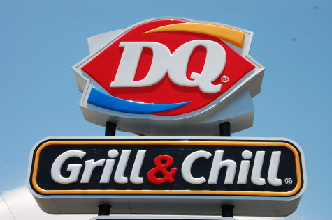 Dairy Queen: Fan food, not fast food for AHS students?