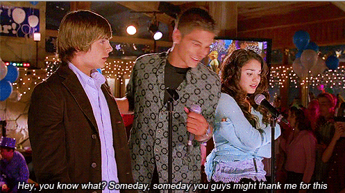 Best Ranking of the High School Musical Movies
