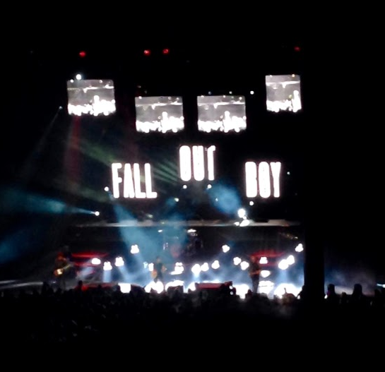 New Fall Out Boy album mixes psycho and beautiful