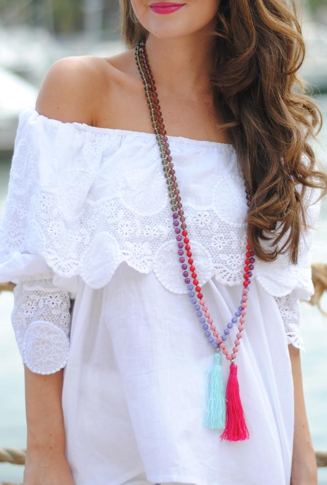 tassel necklace11