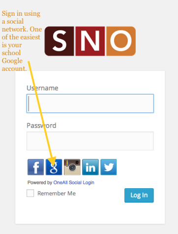 Sno Sign In