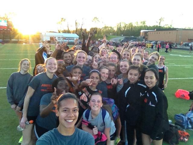 Ames High Girls Track