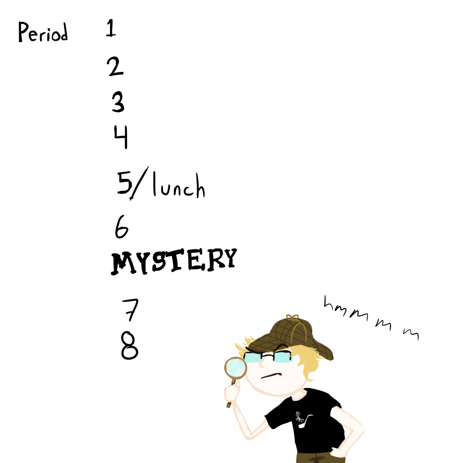 The+Mystery+Period