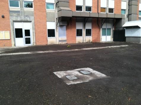 Courtyard Catastrophe