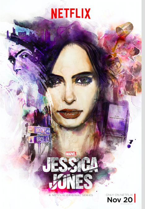 Jessica Jones Doesn't Jones around