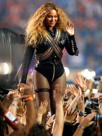 Beyonce's spotlight