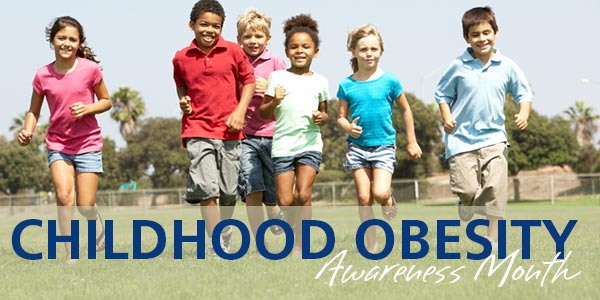 Childhood Obesity Awareness Month