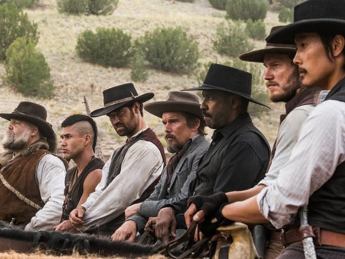 Magnificent 7 Review