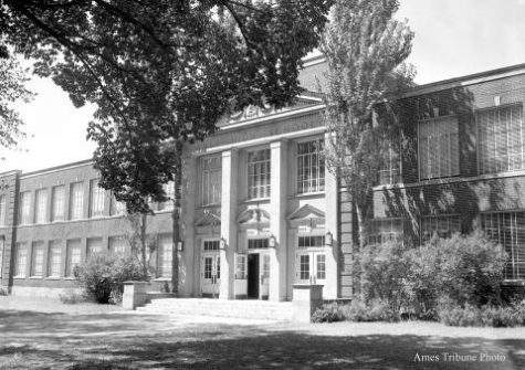 Ames High's History