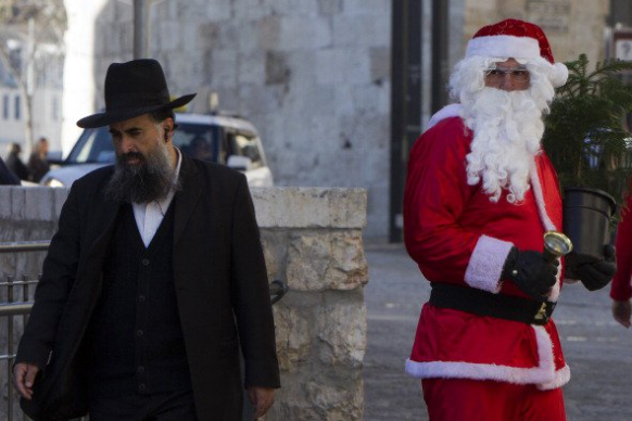 http://humanevents.com/2013/12/24/most-jews-wish-you-a-merry-christmas/