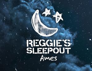 Reggie's Sleepout - Ames