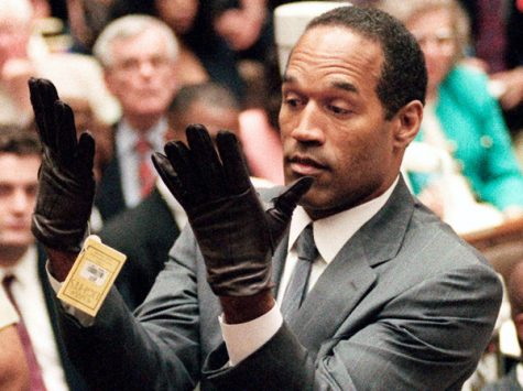 OJ didn't do it.