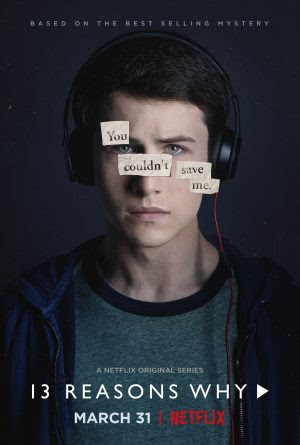 A New Netflix Original: 13 Reasons Why