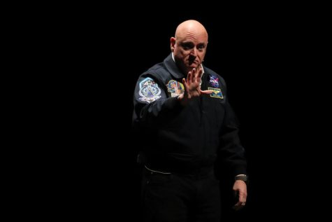 The Sky Is Not The Limit: Astronaut Scott Kelly comes to ISU
