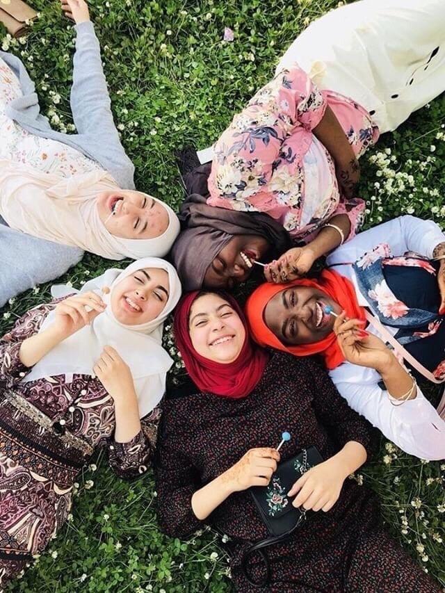 Photo taken on Eid