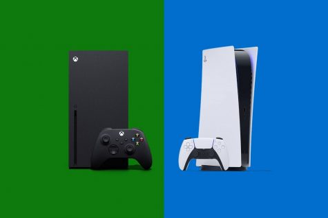 PS5 vs. Xbox Series X