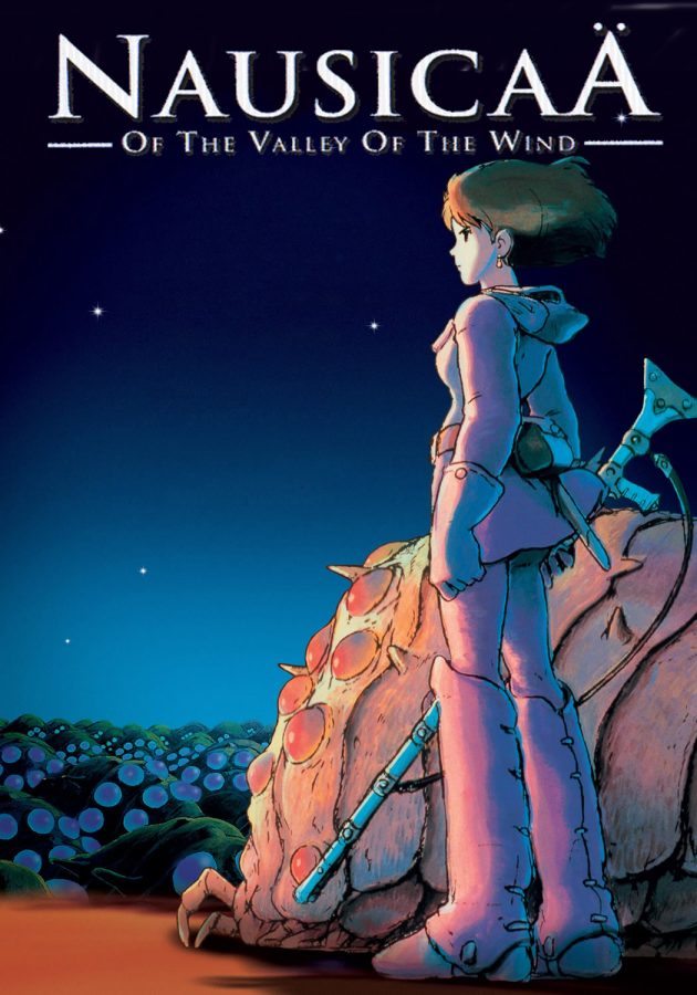 Nausicaä of the Valley of the Wind Will Blow You Away