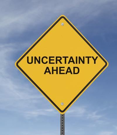 A Year of Uncertainty