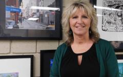 Art teacher Shelli Hassebrock leaves her mark