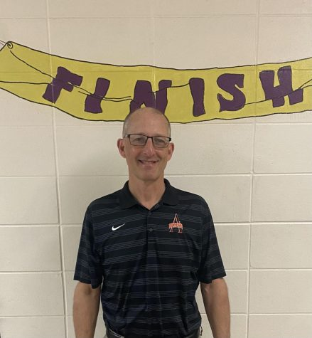 Associate Principal Jeff Anderson